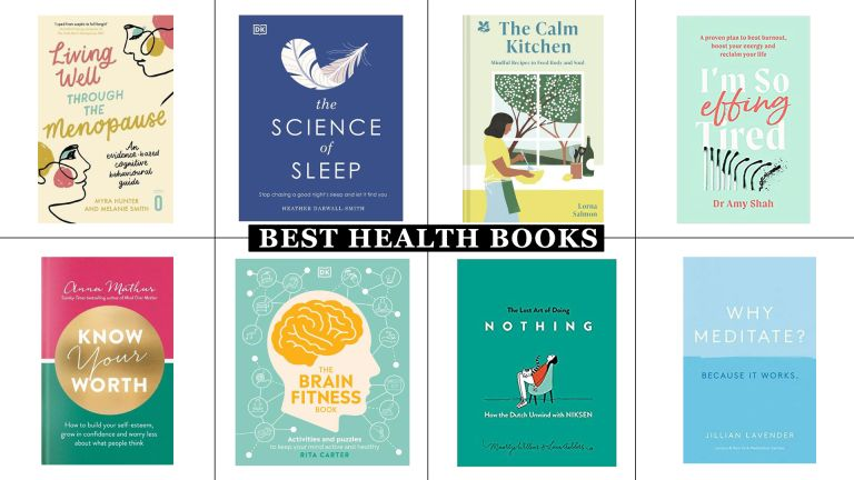 covers of the best health books