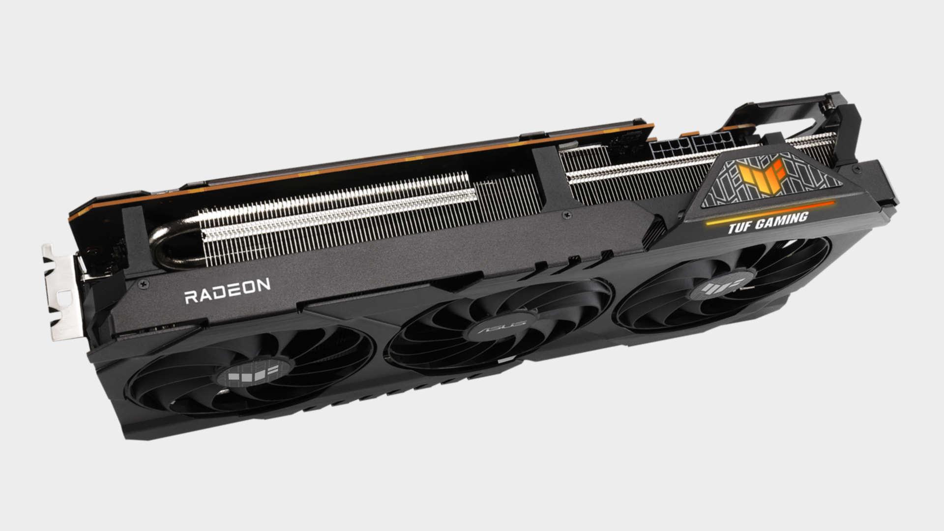 Asus TUF Gaming RX 6900 XT GPU
