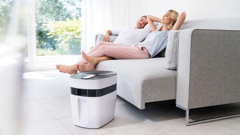 Beurer Maremed MK 500 in a living room