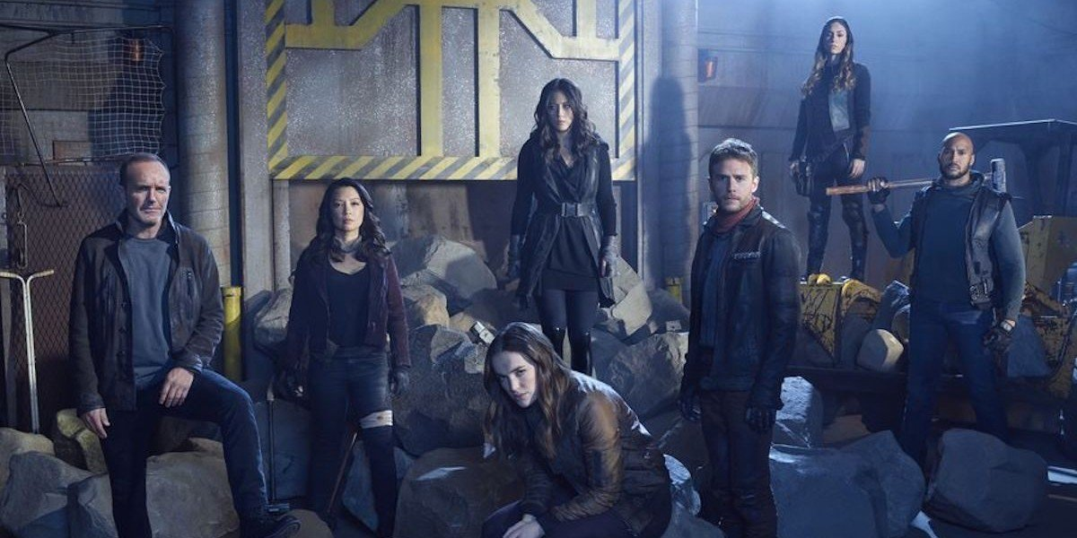 Why Kevin Feige Should Definitely Do Another Marvel TV Show For ABC - CINEMABLEND