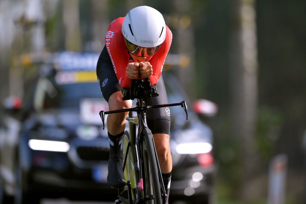 Kiesenhofer 'not mentally prepared' for Worlds time trial after search for spare part