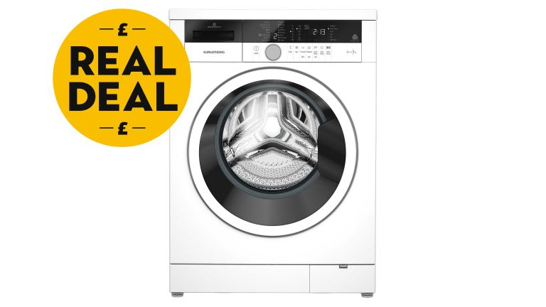 Currys' washing machine sale features an incredible Grundig model with £100 off