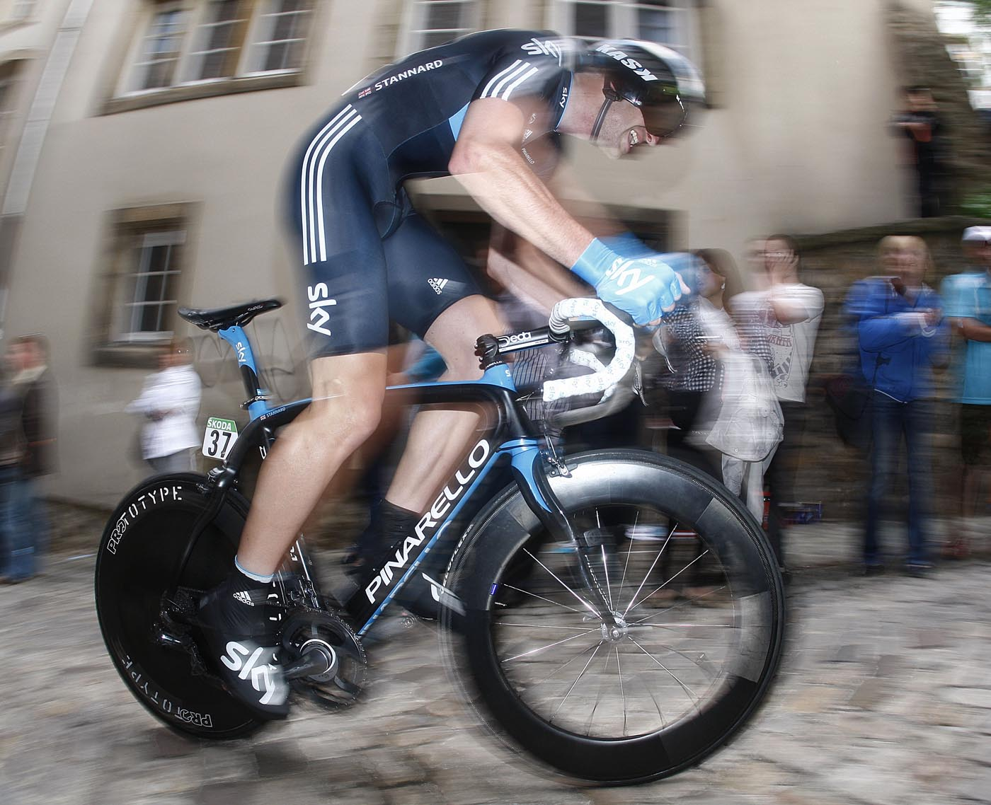 Ian Stannard, 11th, Tour of Luxembourg 2011, prologue