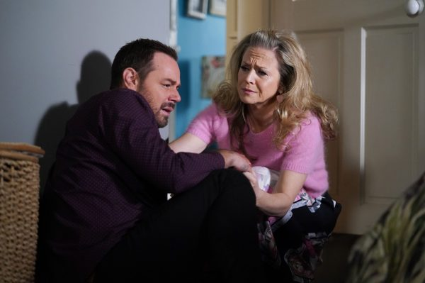 Mick and Linda in EastEnders