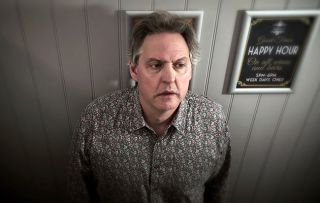 Holby City's Bob Barrett on Sacha's turmoil: 'In his mind he's going to jump!'