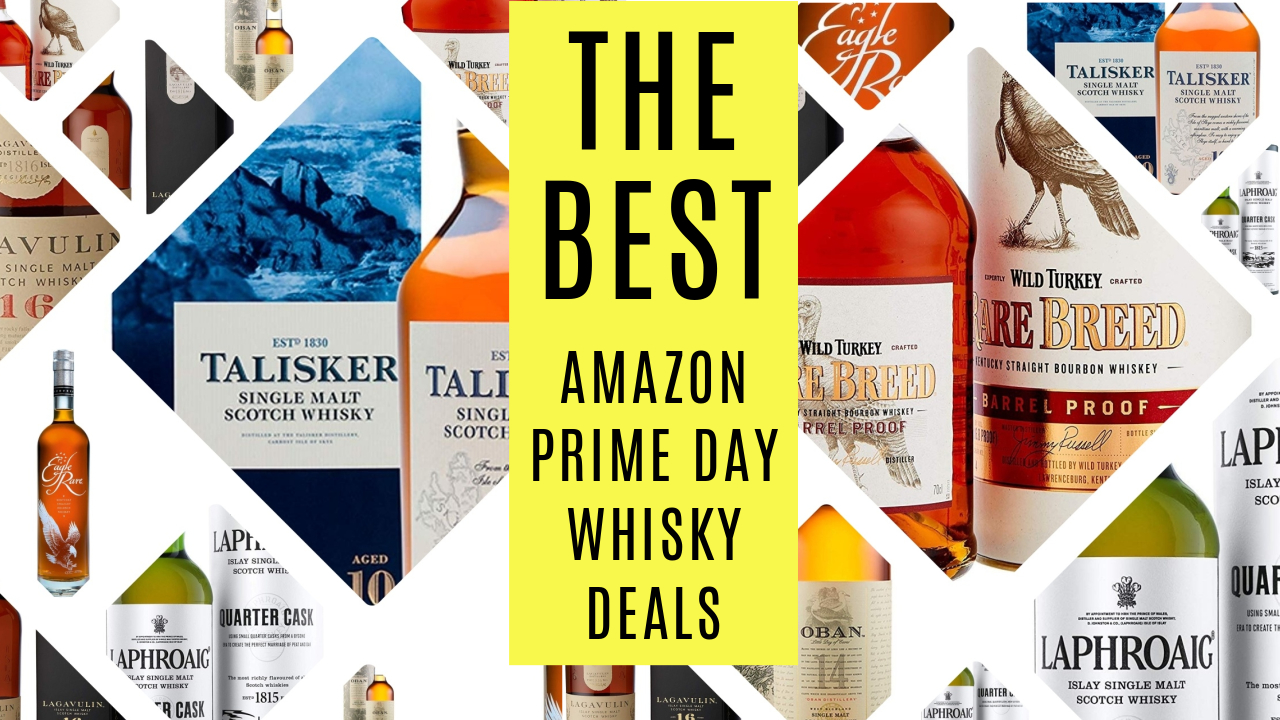Amazon Prime Day: The best whisky deals | Louder
