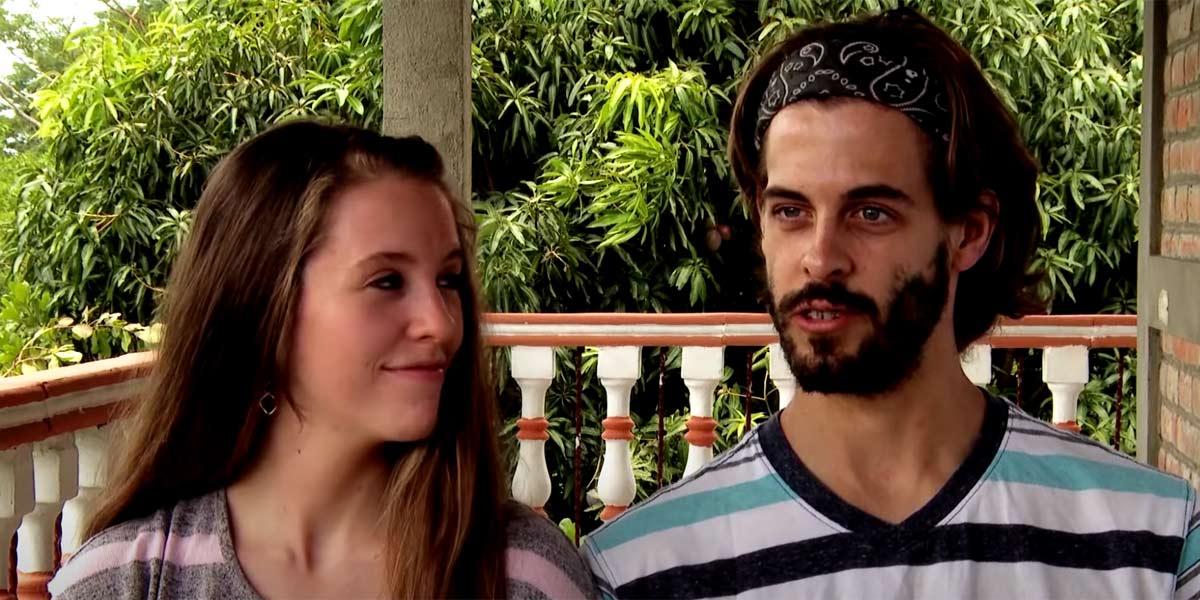 Jill and Derick Duggar