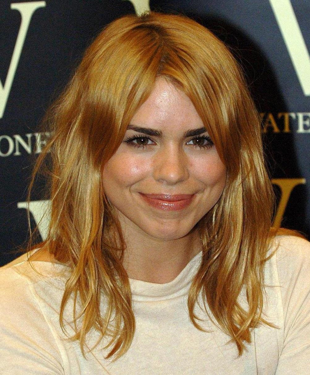 Billie Piper suffers temporary blindness