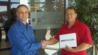 Kramer Holds Final iPad 2 Contest