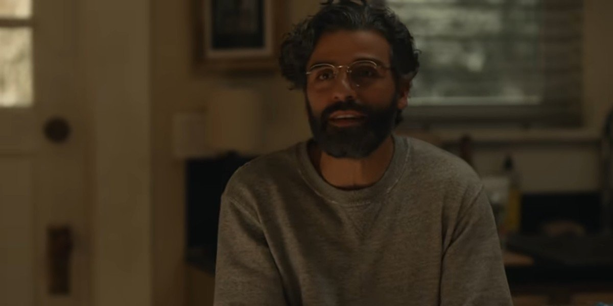 Oscar Isaac in Scenes from a Marriage