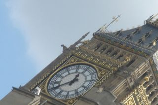 London, Big Ben, clock tower
