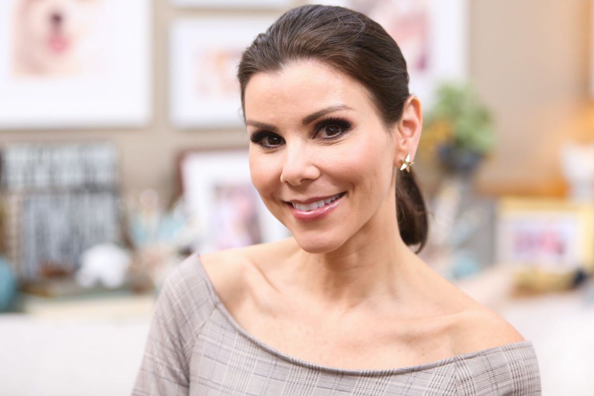 Homes & Gardens presents: Wake up with... Heather Dubrow