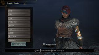 Nioh 2 character creator
