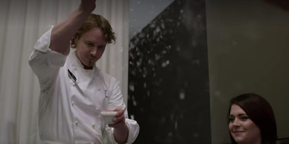 Grant Achatz in Chef's Table