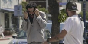 How Do You Get Cast In A Sacha Baron Cohen Movie Anyway? Here's How Borat 2 Worked