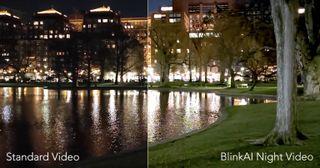 BlinkAi night mode with Xiaomi Mi 11 Video