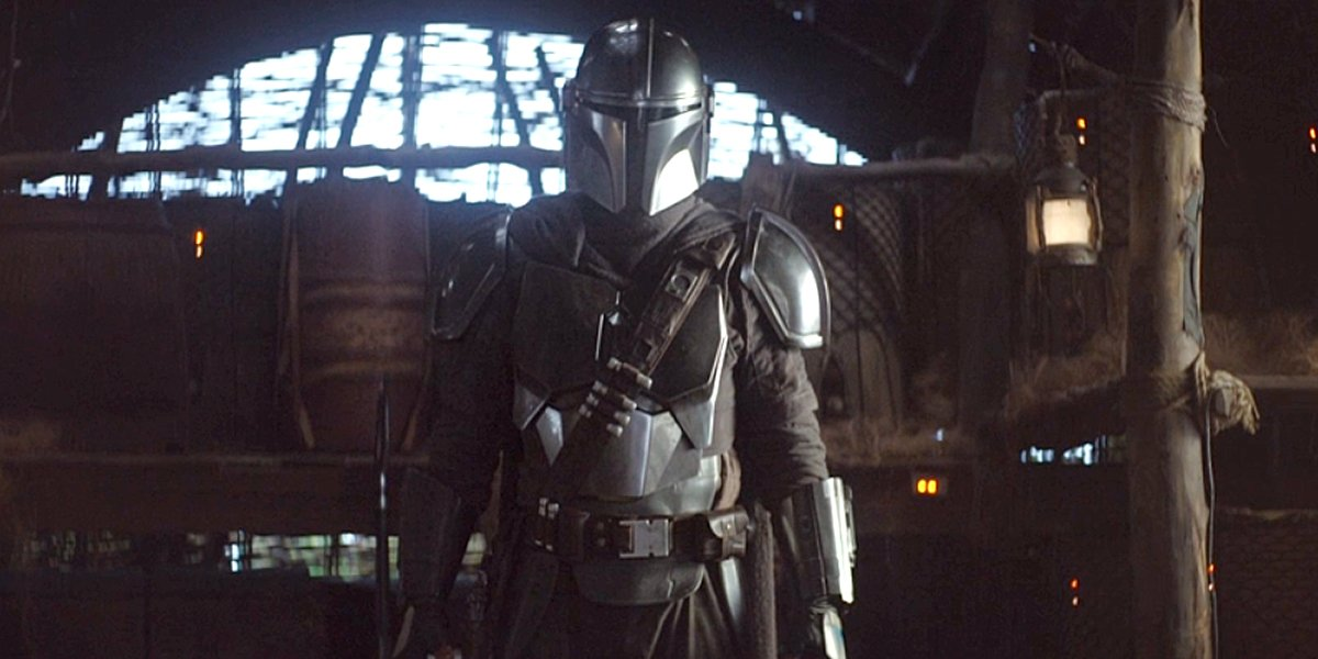 The Mandalorian's Boom Mic Mistake In Episode 4 Gets Compared To Game Of Thrones' Coffee Cup