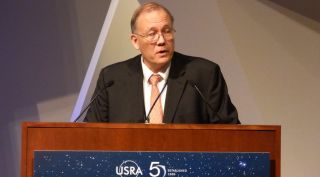 "Scott Pace executive secretary of the National Space Council, described the administration's new approach to a human return to the moon as a ""strategy of speed leading towards sustainability"" in an April 23 speech."