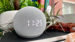 Echo Dot with Clock review