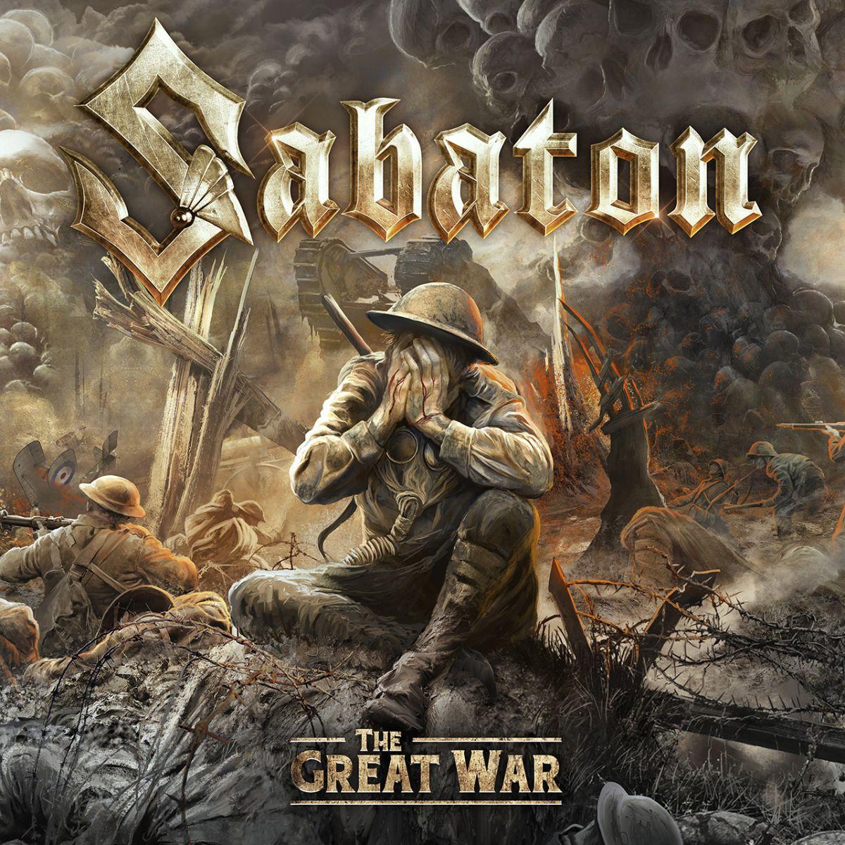 Sabaton share hard-hitting video for new single Fields Of Verdun
