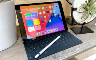 iPad 2021 could replace the (pictured) iPad 8 as soon as next week