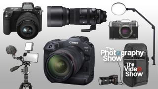 7 products debuting at The Photography Show –including the Canon EOS R3!