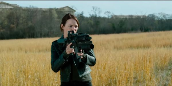 Emma Stone in Zombieland Double Tap