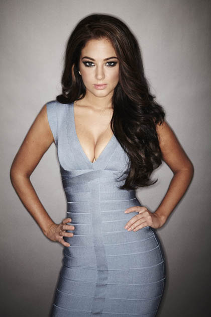 X Factor's Tulisa: 'I'm not a bad role model'