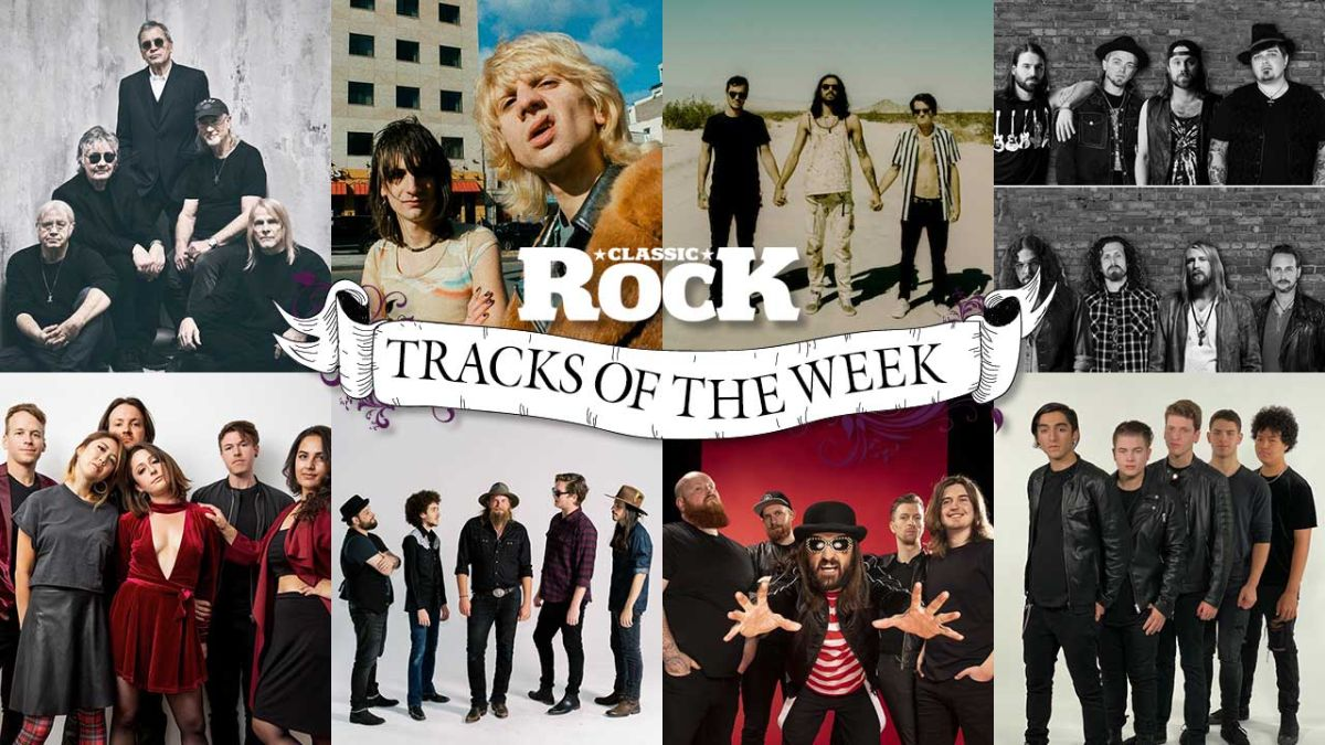 Tracks of the Week: new music from Deep Purple, All Them Witches and more
