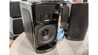 CEDIA 2019: GoldenEar reveals Bookshelf Reference X speakers
