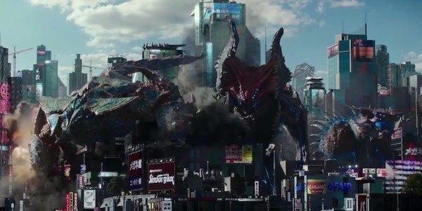 Pacific Rim Uprising Kaiju
