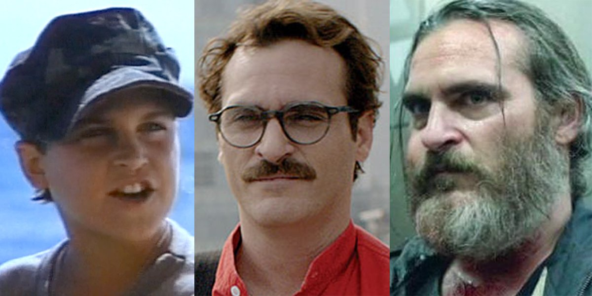 Joaquin Phoenix Russkies  Her You Were Never Really Here