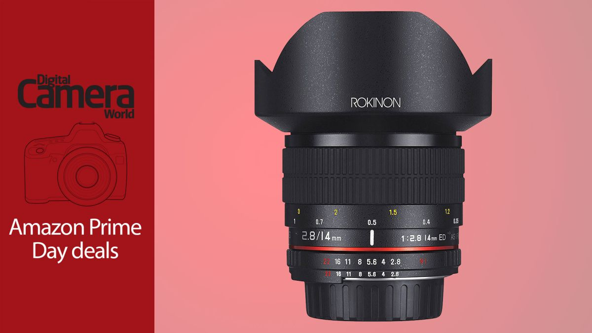 Save 30% on these Rokinon wide-angle lenses on Prime Day – from just $221!