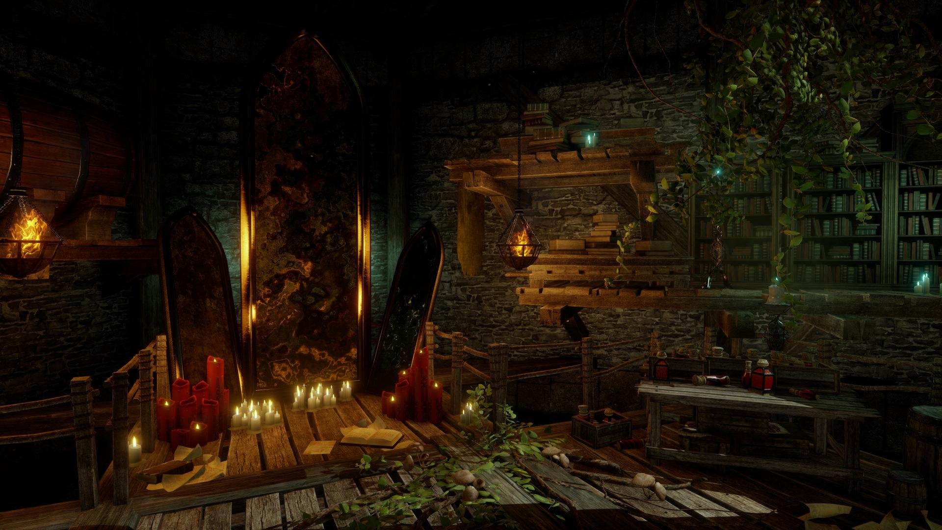 Dragon Age: Inquisition Patch 5 Will Add Black Emporium #32556