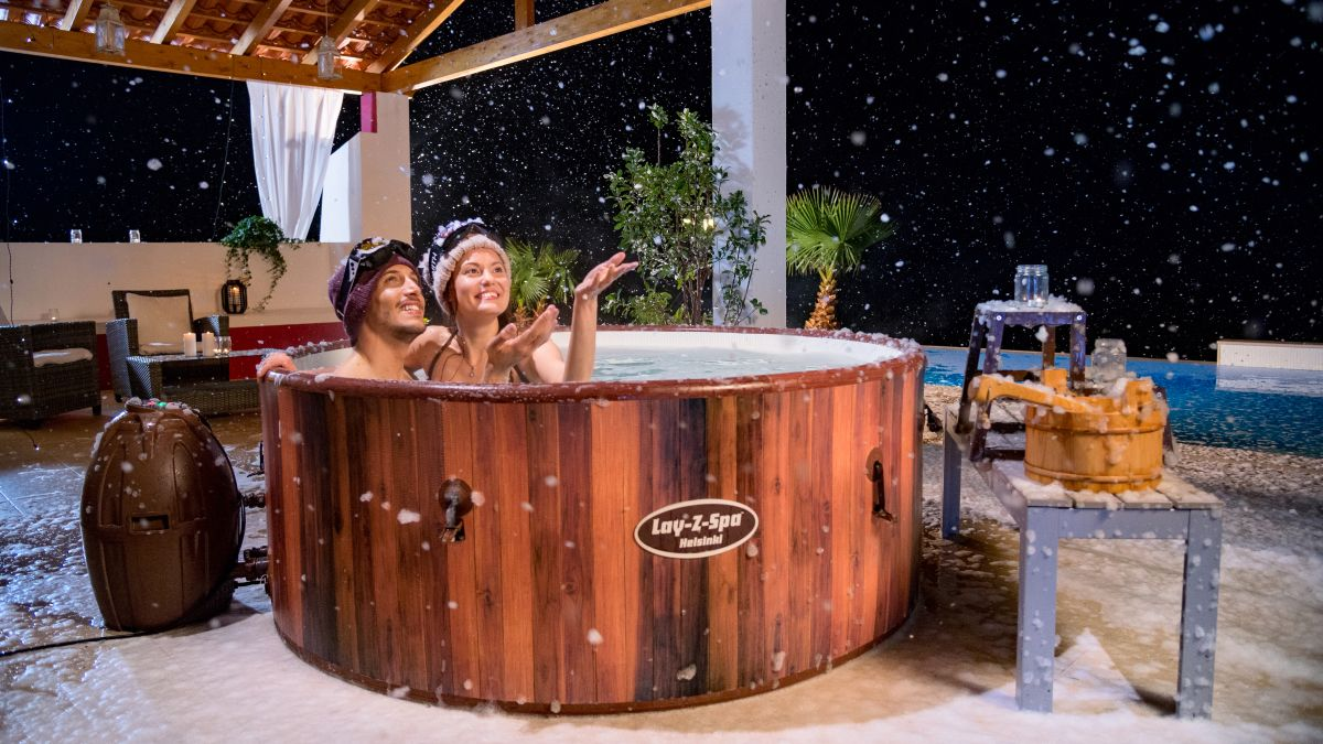 Best Hot Tubs 2021 The Hot And Wet Spa Essential For The Swinging Set T3