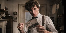 Why Fantastic Beasts 3's Eddie Redmayne Says The COVID-19 Shutdown Has Actually 'Been Helpful' For The Film