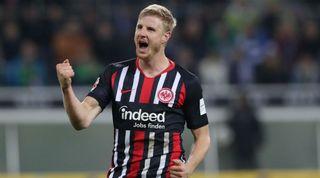 Martin Hinteregger Eintracht Frankfurt