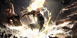 The Rock Finally Reveals When Black Adam's Production Is Kicking Off, But All I Can Do Is Stare At His Massive Legs