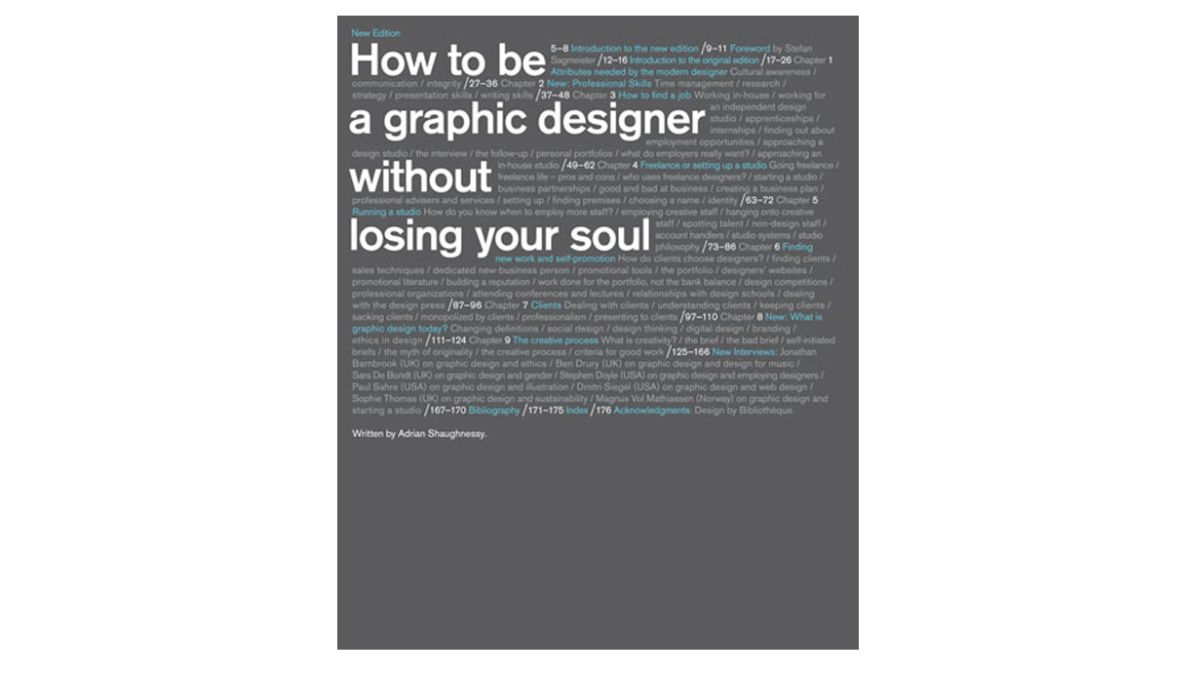 31 books every graphic designer should read | Creative Bloq