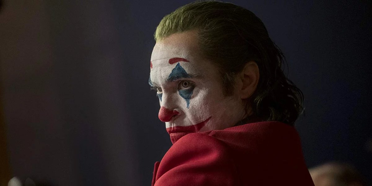 Joaquin Phoenix in the Academy Award-nominated Joker