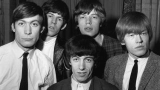 The Rolling Stones in 1963