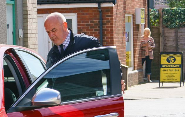 Phelan in Coronation Street