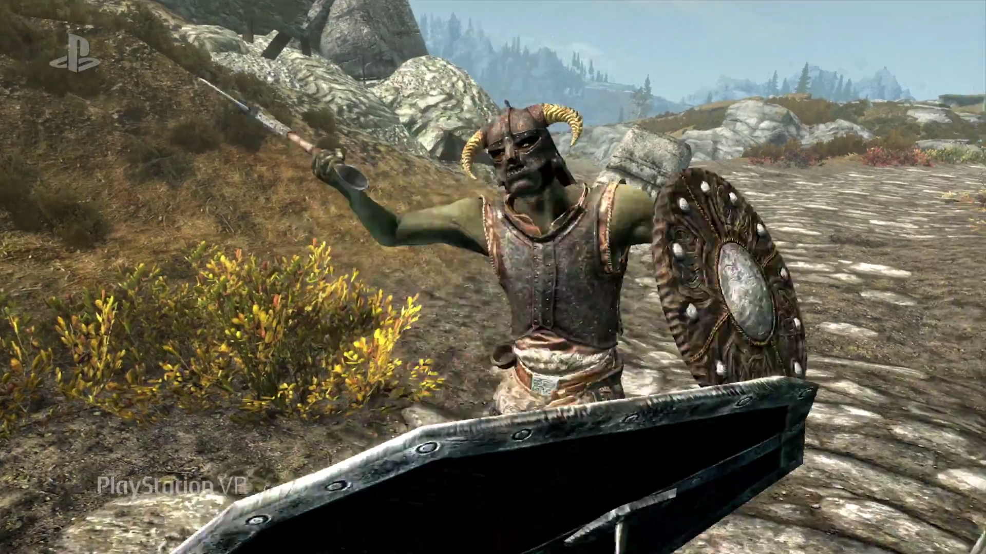 Skyrim VR for PS4 gets big update to improve graphics and control