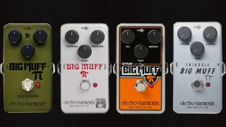 Electro-Harmonix Big Muff round-up
