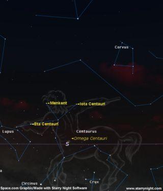 See the Celestial Centaur