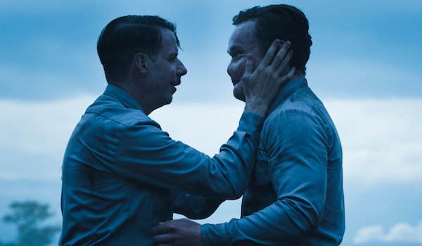 hitler and eugene hugging preacher season 2 finale