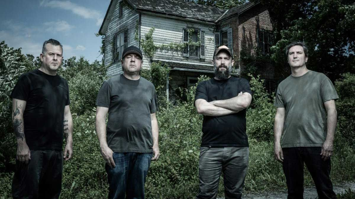 Clutch launch raucous cover of Creedence's classic Fortunate Son