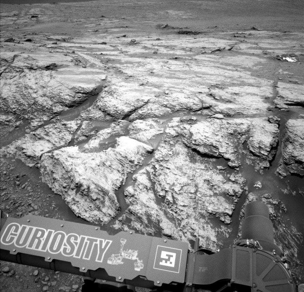 More Mars Methane: Curiosity Rover Spots Biggest Surge Yet