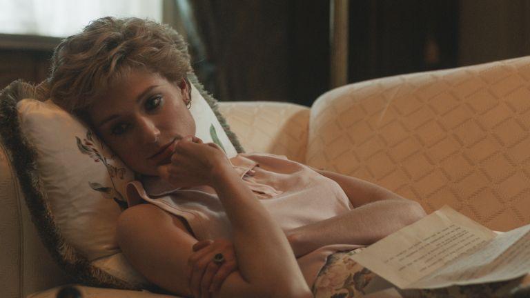 the crown season 5 netflix Elizabeth Debicki as Princess Diana