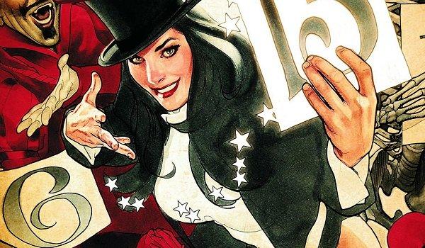Zatanna Dc Comics